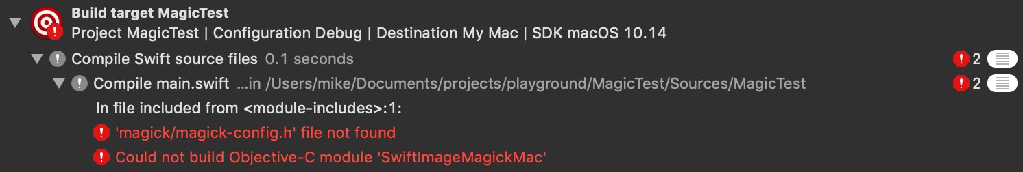 magick-config.h not found